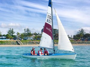 Learn to sail for teens and adults
