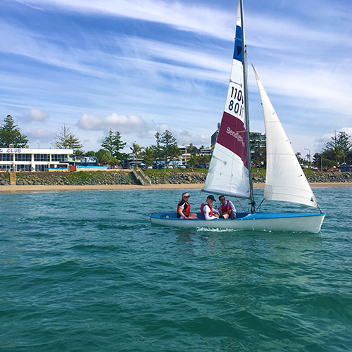 yeppoon-boat-and-breakfast-school-holidays
