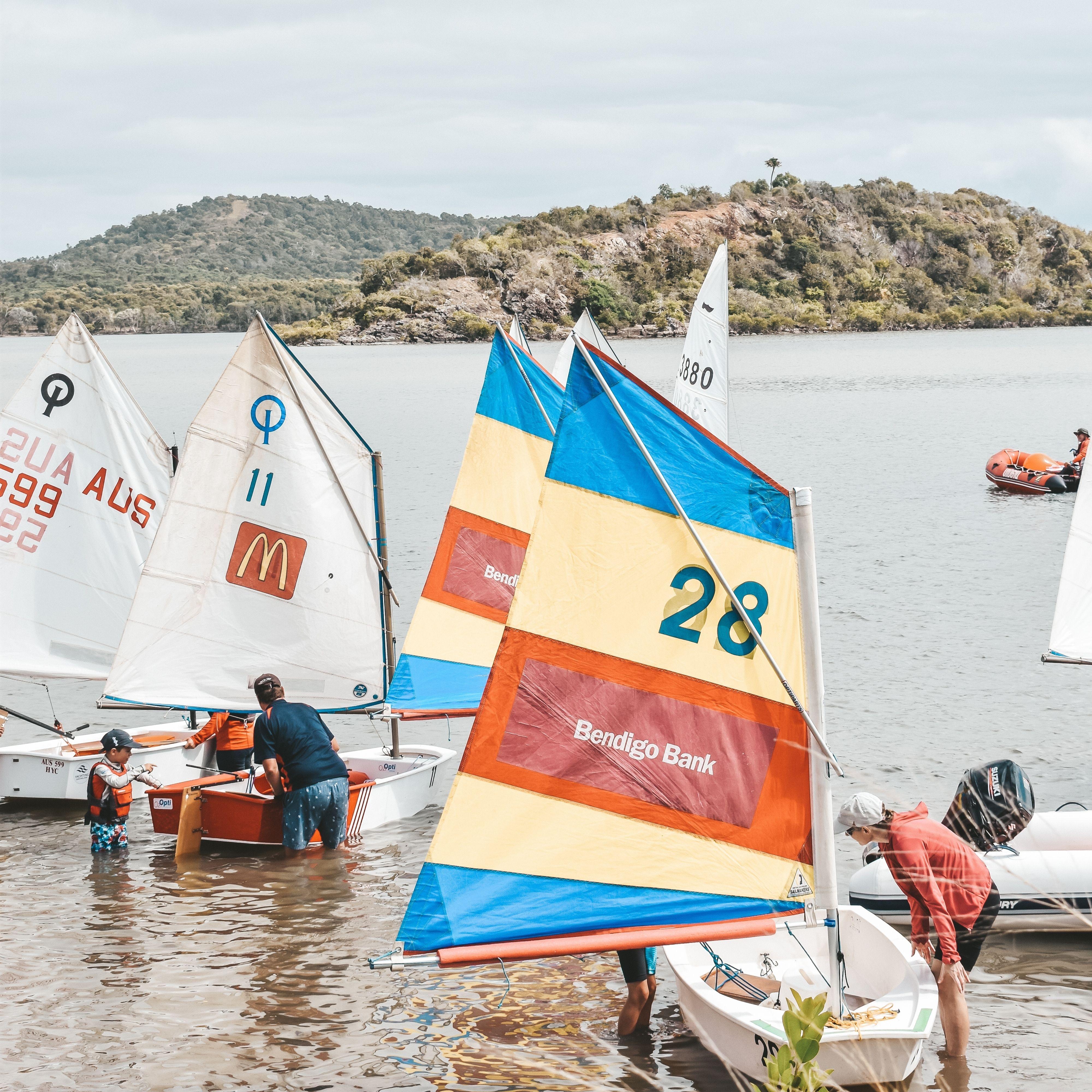 KBSC Tackers Sailing