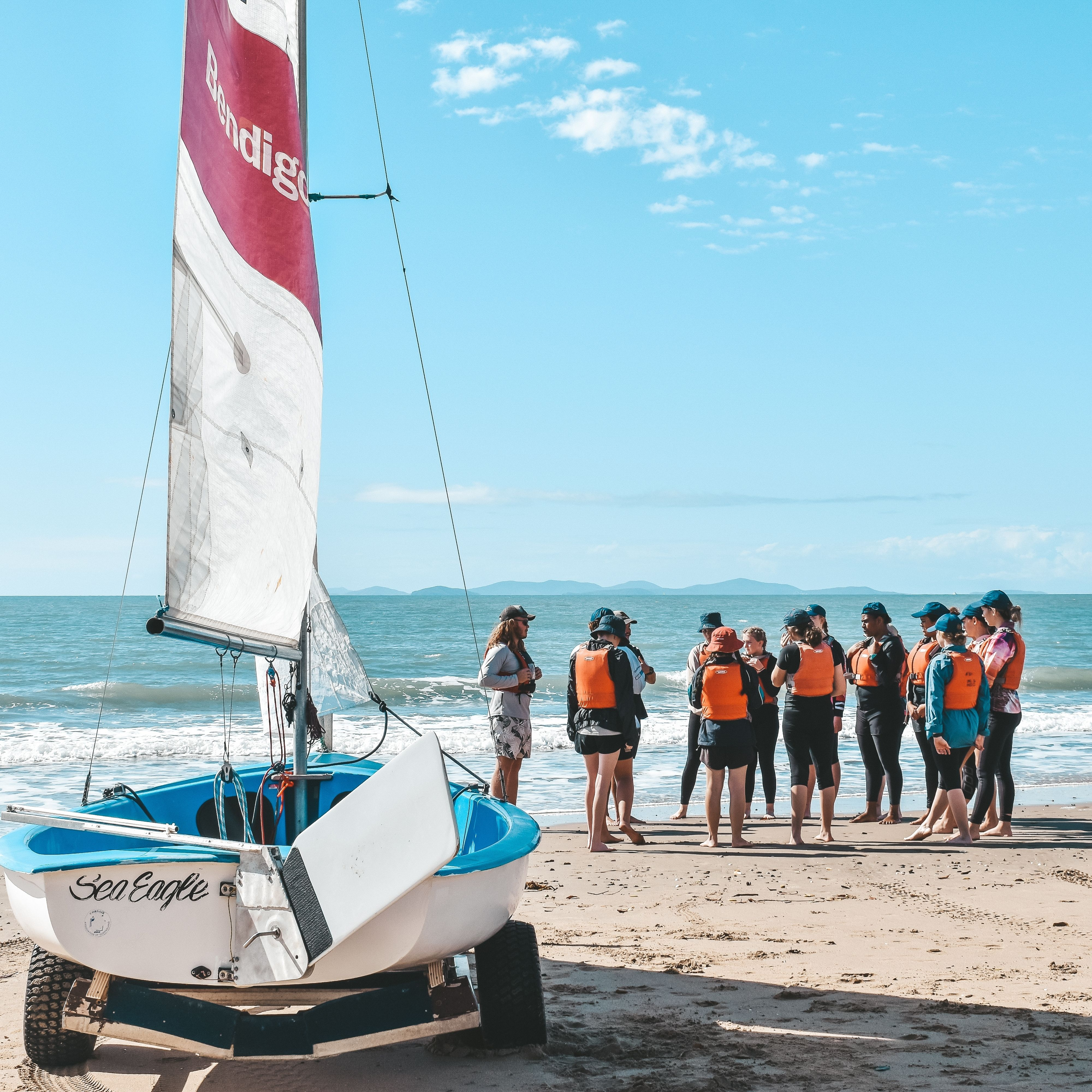 KBSC discover sailing